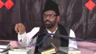 Moulana Kamran Hyder- Exposed Yazeed character & supporters of Yazeed - Br. Imran and Zakir Naik.