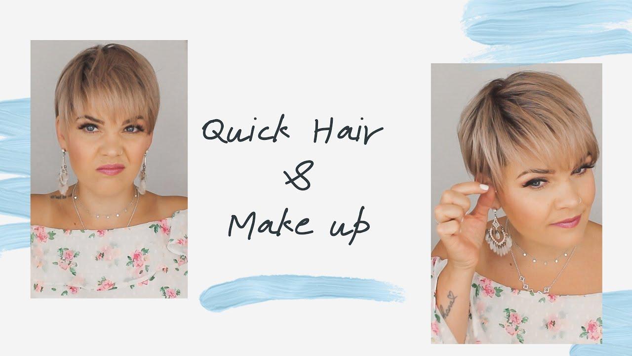 Quick Mommy Hair and Make up | Full Face SALIRASA