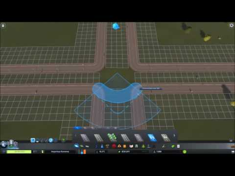 Cities: Skylines - Roundabout Trick For Your Expressway/Highway Network