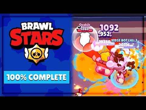 ...We BEAT Brawl Stars?