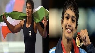 Babita Phogat wins Commonwealth final match Gold Medal _ The Most Inspirational Video