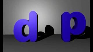 DP Logotipo de Pruebas (algunas más animado cosas con bloques móviles)