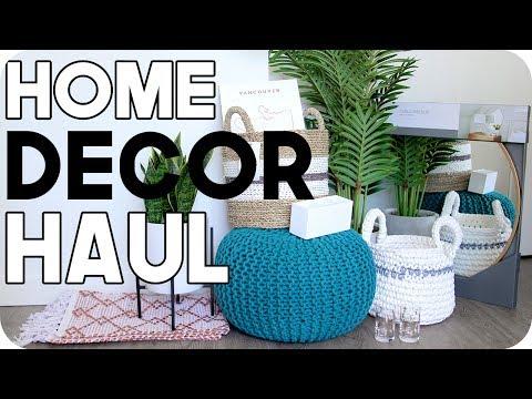 Home Decor Haul | Home Decor Ideas for Cheap!