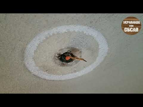 Como instalar l mpara de techo led youtube - Instalar lampara techo ...