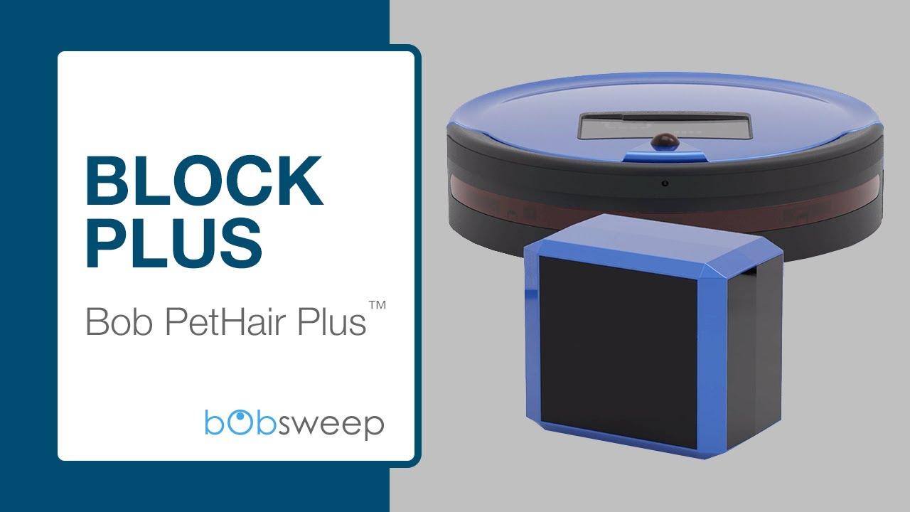 Block Plus Bobsweep Pethair Plus Youtube