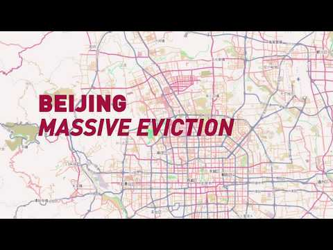 Beijing Massive Eviction---Initium Media