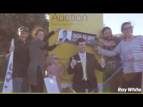 Ray White Mill Park Auction Day.