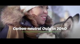 Kohti hiilineutraalia Oulua 2040