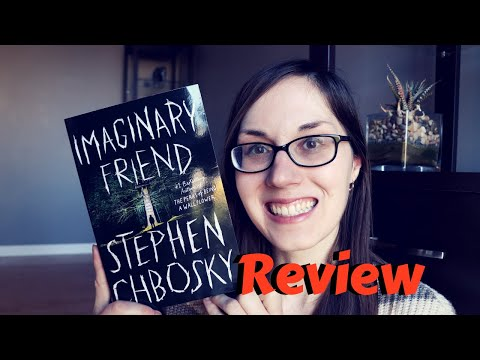 Imaginary Friend Book Review | Horror by Stephen Chbosky | Spoiler-Free