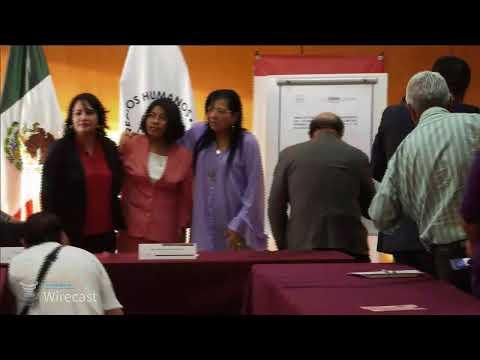 Firma de Convenio con Alcaldía Iztacalco