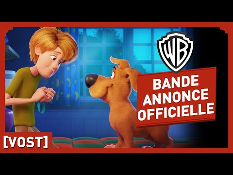 SCOOBY! - Bande-Annonce Officielle (VOST)