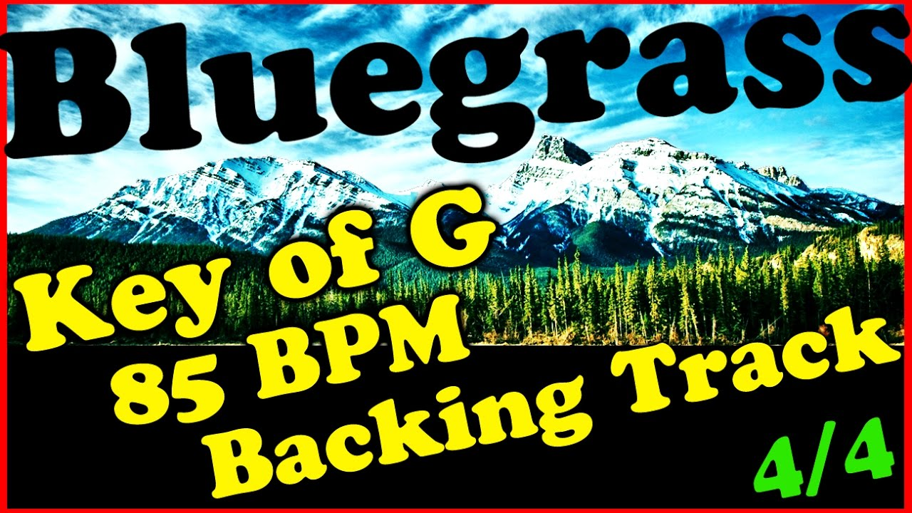 Key of g bluegrass backing track 85 bpm extended chords jam track key of g bluegrass backing track 85 bpm extended chords jam track mandolin banjo fiddle guitar hexwebz Gallery