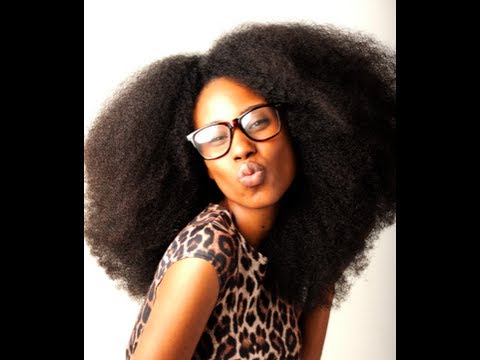 styles for natural black hair my hair transition in pictures 5916 | hqdefault