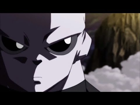 Goku attacks Jiren for the first time [Dragon Ball Super Episode 109 - 1 hour special]