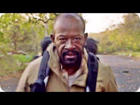 Fear The Walking Dead Season 4 Teaser Trailer (2018) Amc Series