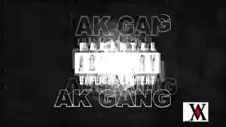 vuclip Freestyl AK GANG, allégeance a Mic flammez,Willy bb,peewi,rap togo