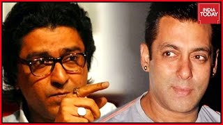 MNS Chief Raj Thackeray Slams Salman Khan