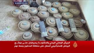 اشتباكات الجيش والمقاومة مع الحوثيين وقوات صالح بنهم