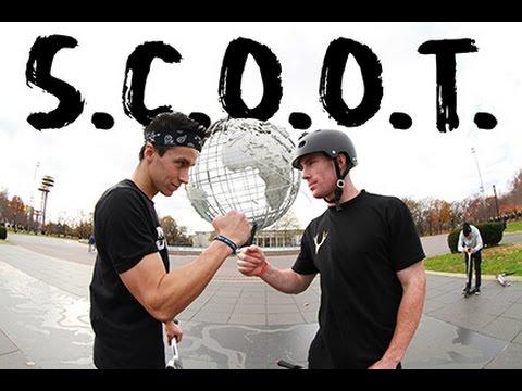 DAKOTA SCHUETZ VS JON REYES | GAME OF SCOOT