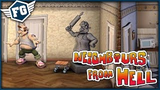 CO TO SAKRA HRAJEŠ?! - Neighbours From Hell #3