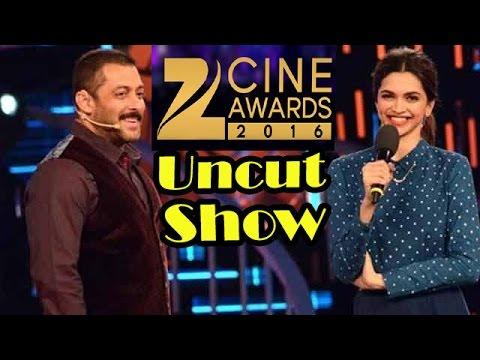 Uncut: Zee Cine Awards 2016 - Complete Show