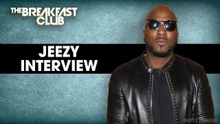 Jeezy On Ending Feud With Gucci Mane, Black Men Healing, New Album + More