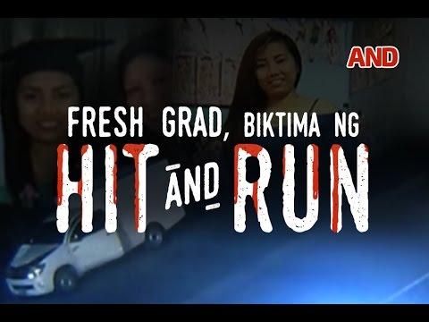 Fresh grad, biktima ng hit-and-run