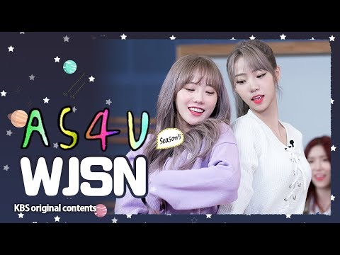 ENG SUB/ 어송포유 S5E2 우주소녀 편 A Song For You 5 │ ep2-WJSN
