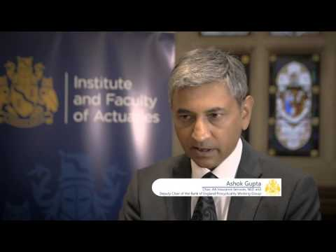 Institute and Faculty of Actuaries (IFoA) Procyclicality Event 2015