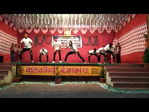Thirani school dance performance