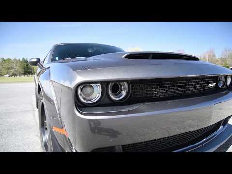 Driving a Dodge Demon For the First Time