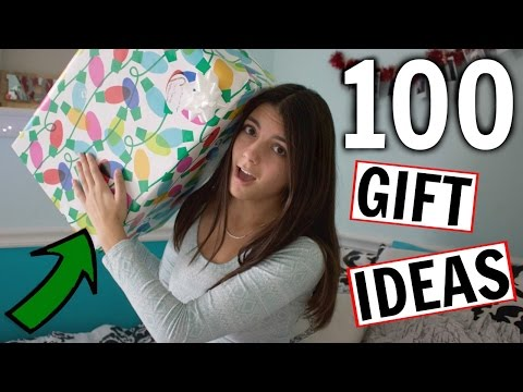 100 Christmas Gift Ideas for EVERYONE You Know