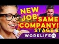 New Job Same Company! (STAGE 2) - Internal Job Move - Interview & Application Tips
