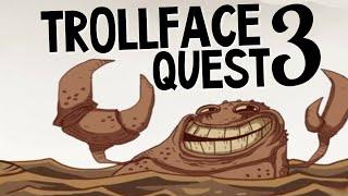 Trollface Quest 3 - ОГРАБЛЕНИЕ ВЕКА