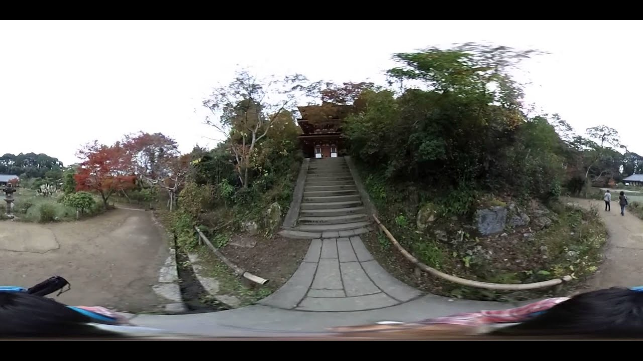 浄瑠璃寺VR動画