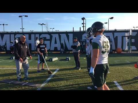 Michigan State opens spring practice