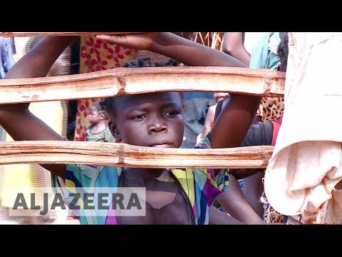 🇨🇫 Central African Republic: Half the population needs aid