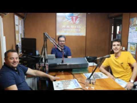 BANCADA VIP - Entrevista com: Paulo Fernando  Seninho e Diogo Barrocas Sport Abrantes e Benfica