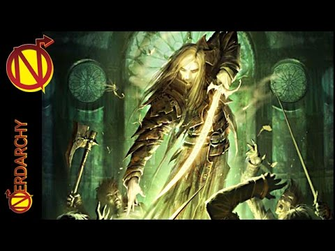 Maximizing Spell Casting with a Fighter/Wizard in 5E (Blade Singer)| D&D  Character Builds