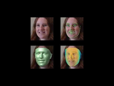 Joint 3D Face Reconstruction and Dense Alignment with Position Map Regression Network