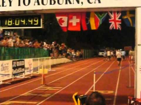 Brian Morrison WS 100 Finish