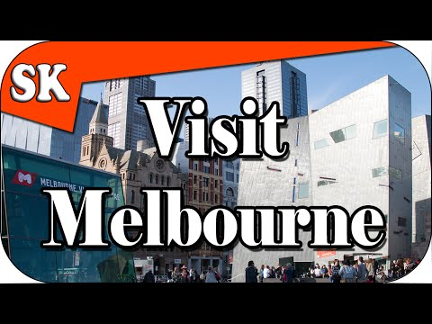 Visit Melbourne - Things to See in Melbourne