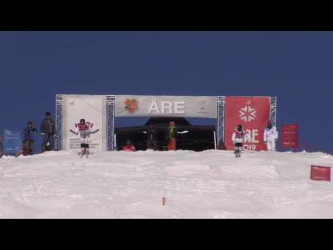 Walter Wallberg Junior Worlds Åre 2016