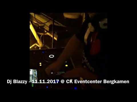 Dj Blazzy live 11.11.2017 @ Bergkamen CK Eventcenter