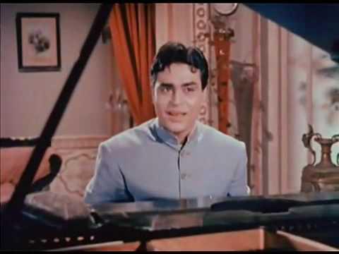 Film Mere Mehboob Song Eh Hussan Zara jaag...