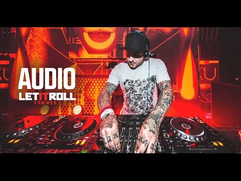 Audio & Nuklear MC / Let It Roll Open Air 2016 - Factory stage