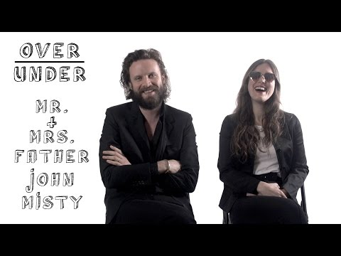 Father John Misty rates the Red Hot Chili Peppers, marriage and smartphones