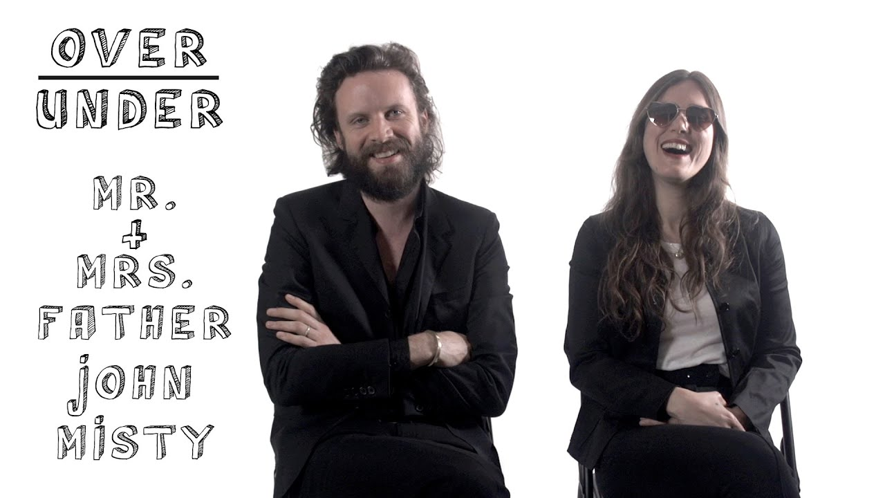Download Father John Misty rates the Red Hot Chili Peppers, marriage and smartphones