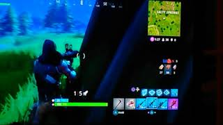 Secret vid of bro on Fortnite😂