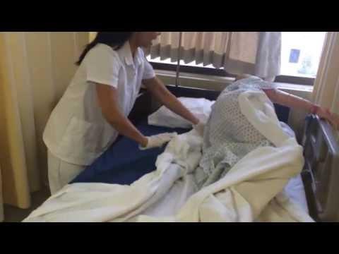 Complete Bed Bath Skill Validation For Nursing Doovi